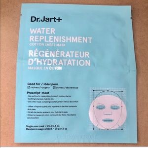 Dr Jart Water Replenishment Sheet Mask